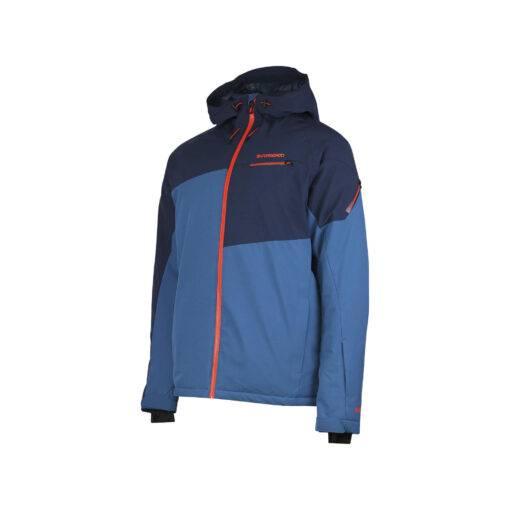 Jacheta de schi pentru barbati - albastru